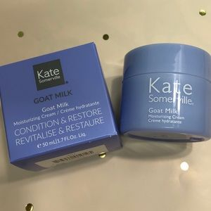 NEW Kate Somerville Goat Milk Moisturizing Cream